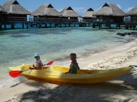 Verre vakantie met kinderen